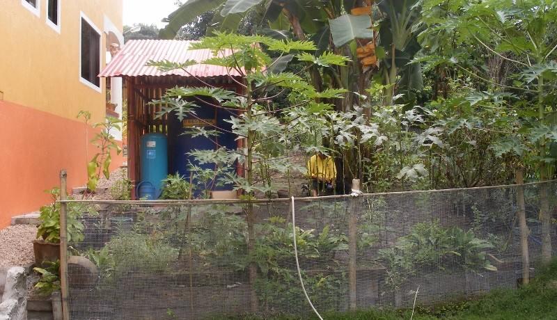 Water tank    -pump