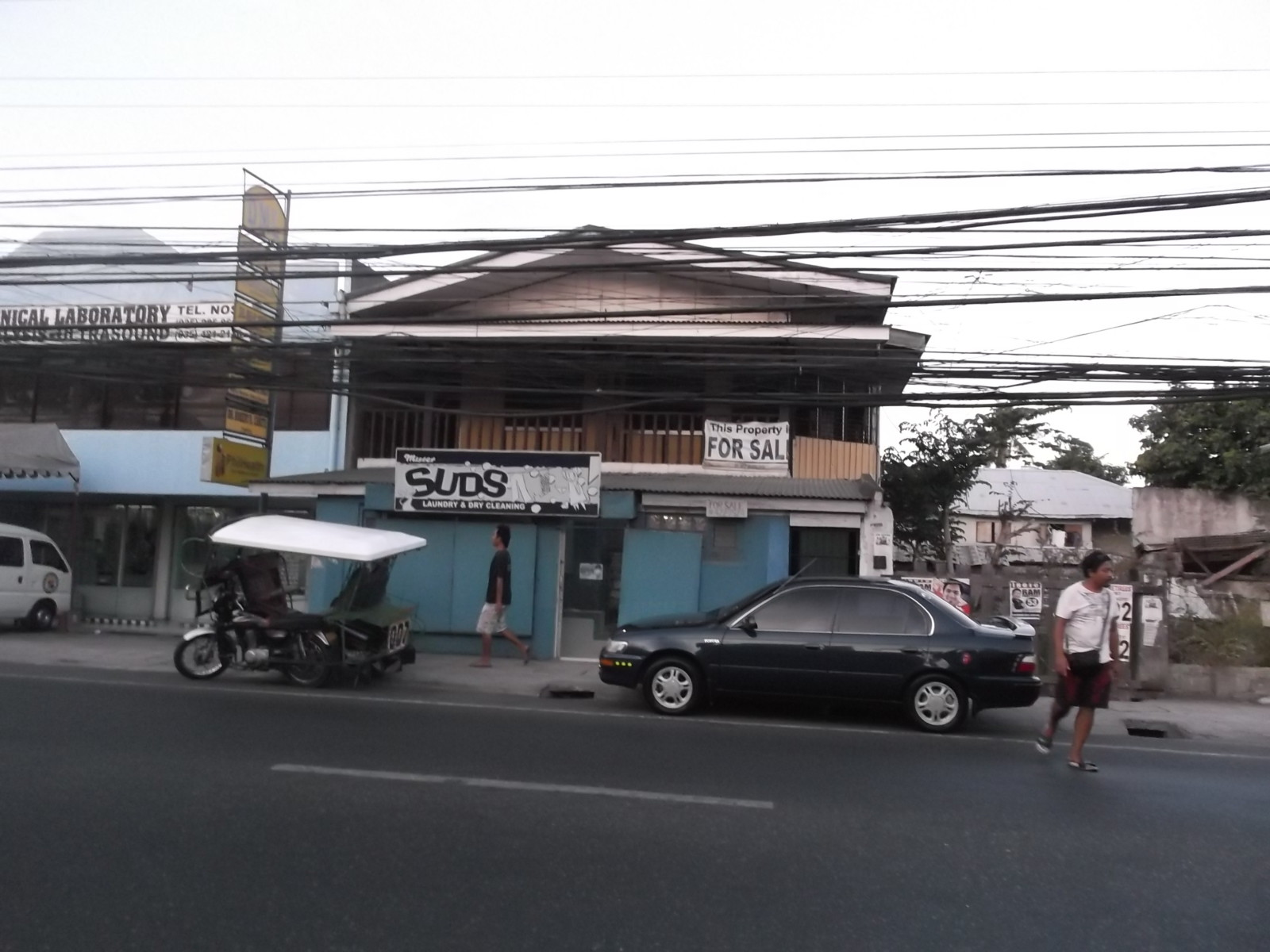 DARO DUMAGUETE COMMERCIAL LOT FOR SALE