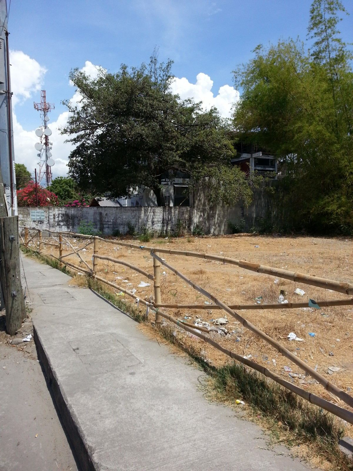 COMMERCIAL LAND FOR SALE IN DOWNTOWN DUMAGUETE