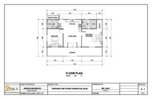 dauin home for sale floor plan