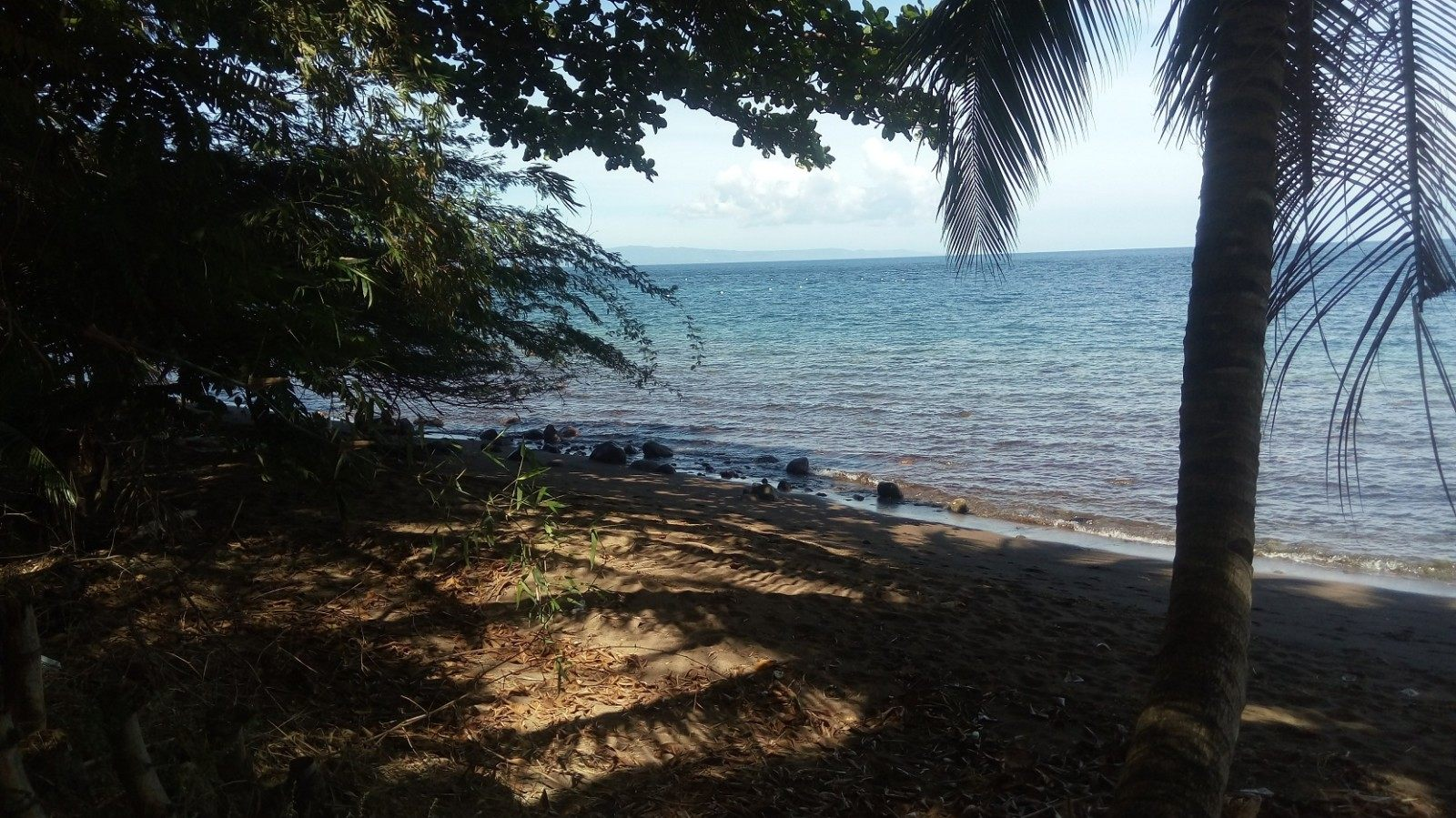RESIDENTIAL BEACH LOT FOR SALE IN DAUIN