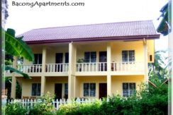 bacong apartment building for sale