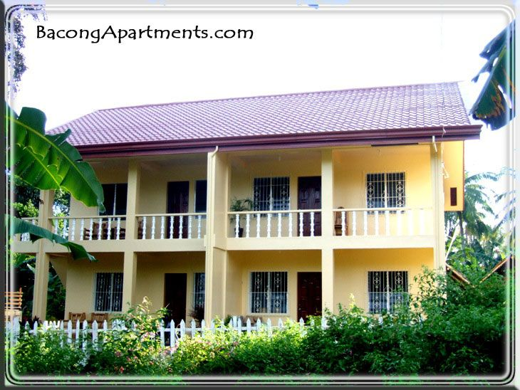 PROFITABLE APARTMENT BUILDING FOR SALE IN PRIME BACONG LOCATION