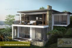 new home for sale with ocean view near dumaguete city