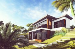 new home for sale - sibulan ocean view house and lot for sale