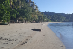 tablas island beach lot for sale