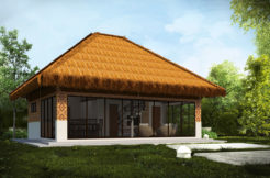 native style house for sale