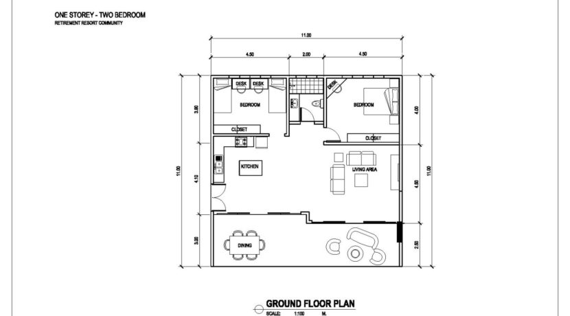 semi-detached house for sale plan