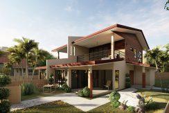 Duplex Exterior