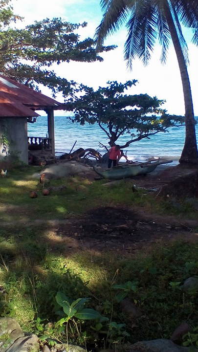 DAUIN BEACH LOT FOR SALE