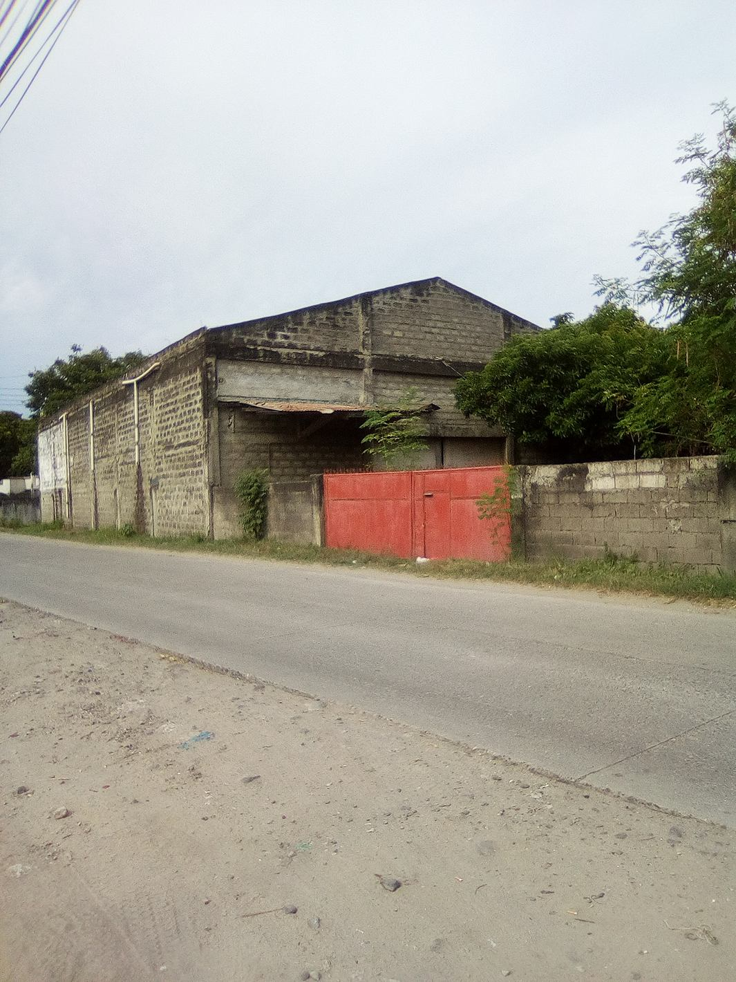 WAREHOUSE FOR SALE IN DUMAGUETE CITY