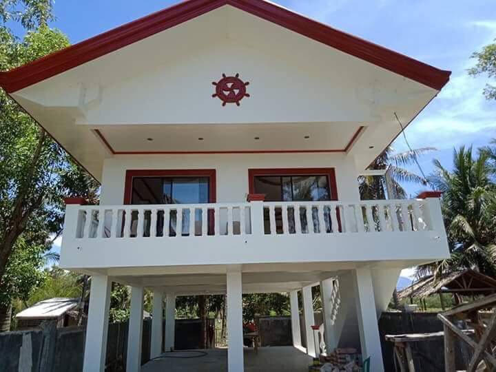 BEACH HOUSE AND LOT FOR SALE IN NEGROS ORIENTAL