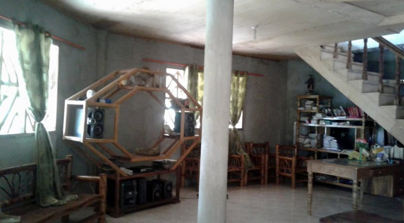 House and Lot Lower Cabangcalan, Lazi, Siquijor (6)