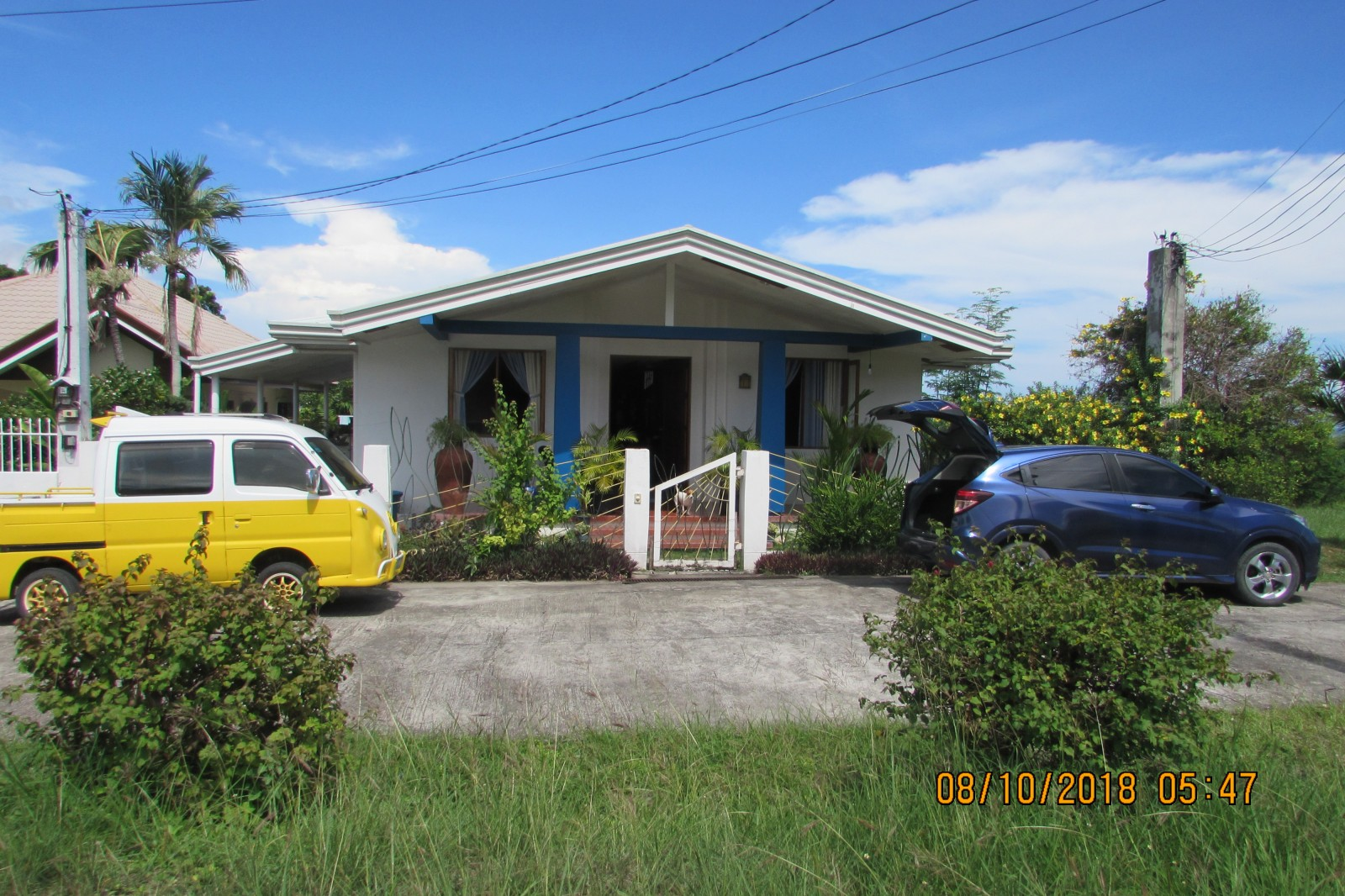 Dumaguete City House and Lot For Sale Overlooking
