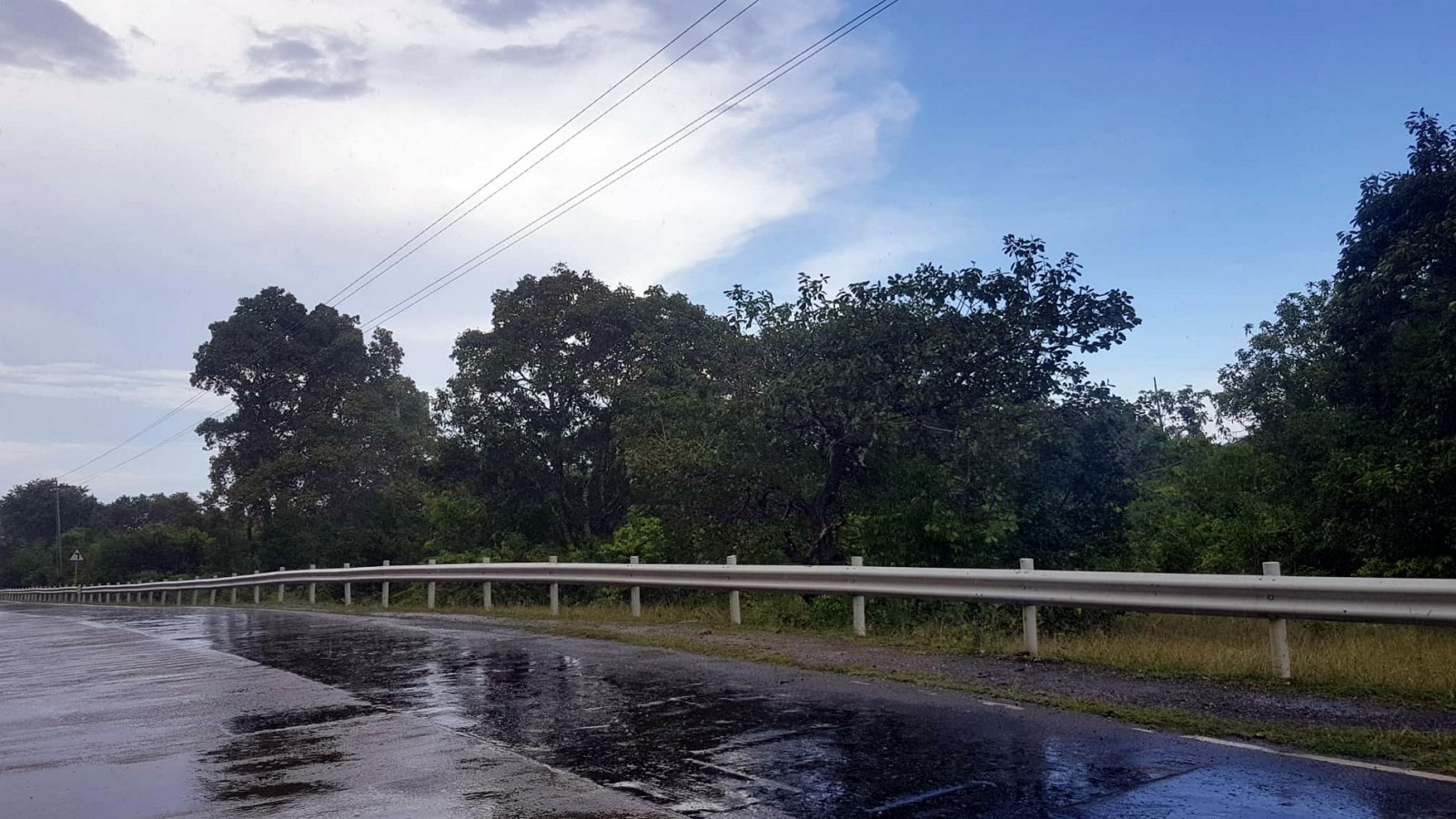 LOT FOR SALE ALONG NATIONAL HIGHWAY