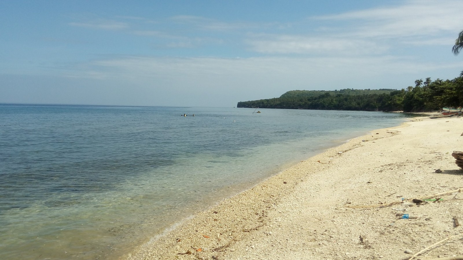 Siquijor Beachfront Lot For Sale