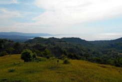 ocean view lot with house in siquijor