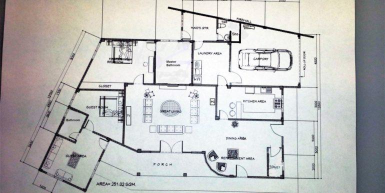 Dalaguete Floor Plan