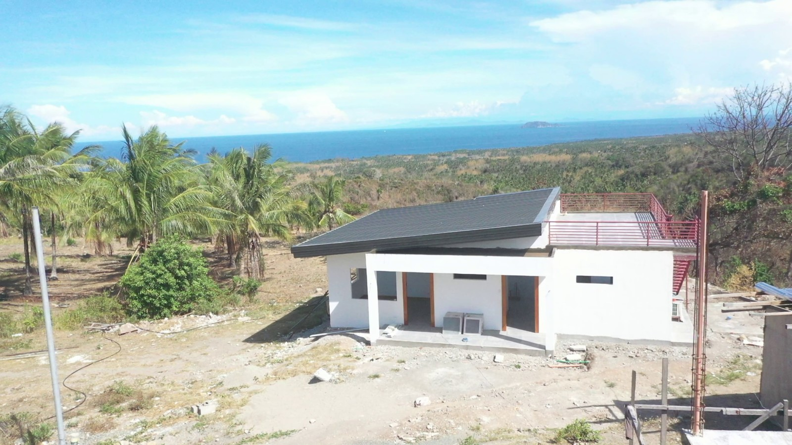 OCEAN VIEW HOUSE AND LOT FOR SALE IN DAUIN