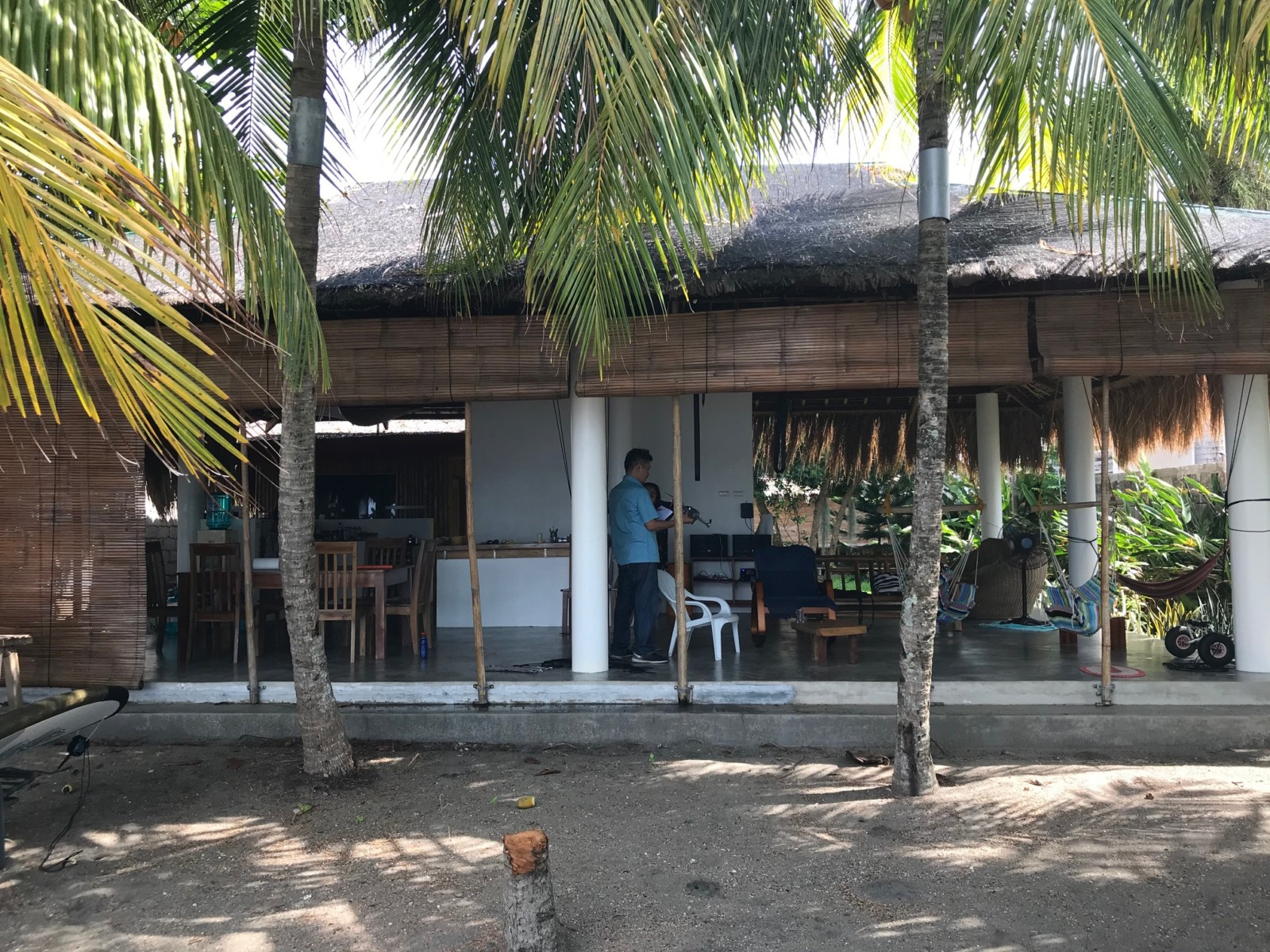 Beachfront House and Lot For Sale ID#14670