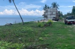 siquijor beachfront lot and building for sale