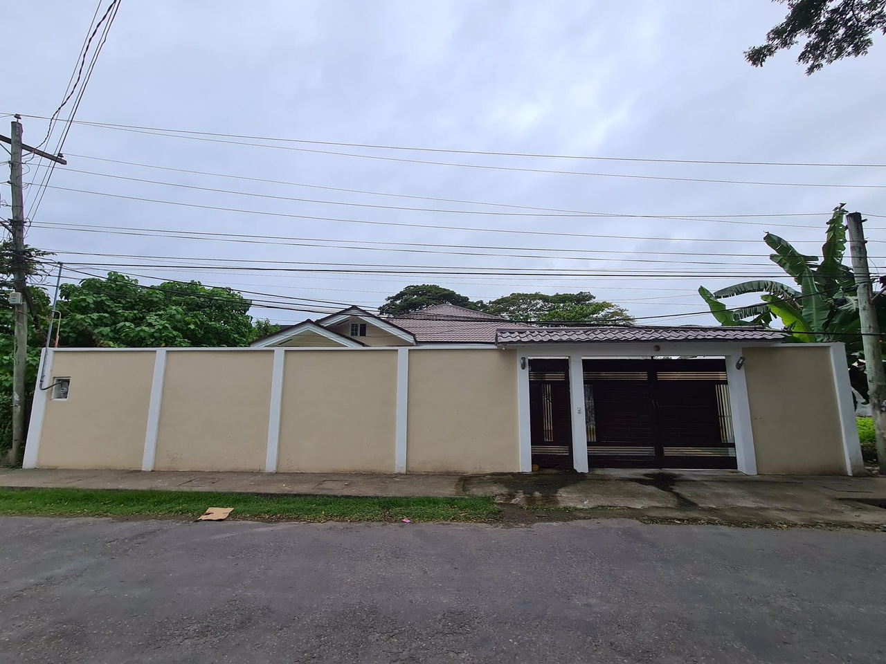 DUMAGUETE HOUSE AND LOT FOR SALE  ID 14708