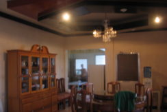 Kitchen and dining area (photo from 2009)